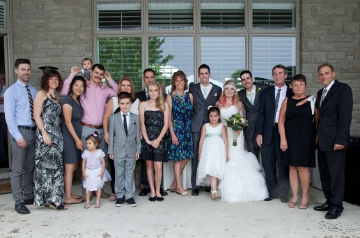 Groom's family
